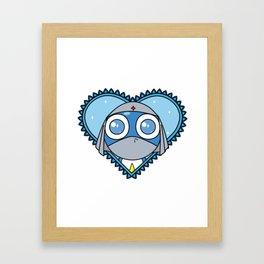 Dororo Sempai!! Framed Art Print