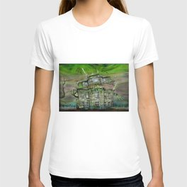 The Ghosthouse T-shirt