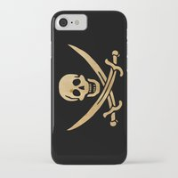 pirate iPhone & iPod Cases featuring Pirate by NicoWriter