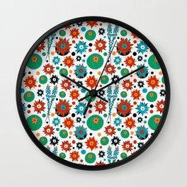 Headdress Wall Clock