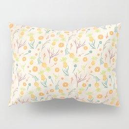 Pineapple Fruity Pattern Pillow Sham
