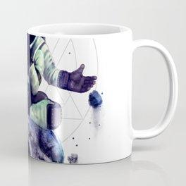 Moon Rock Coffee Mug