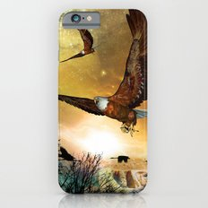 Awesome flying eagle Slim Case iPhone 6s
