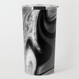 CONFUSE - BLACK Travel Mug