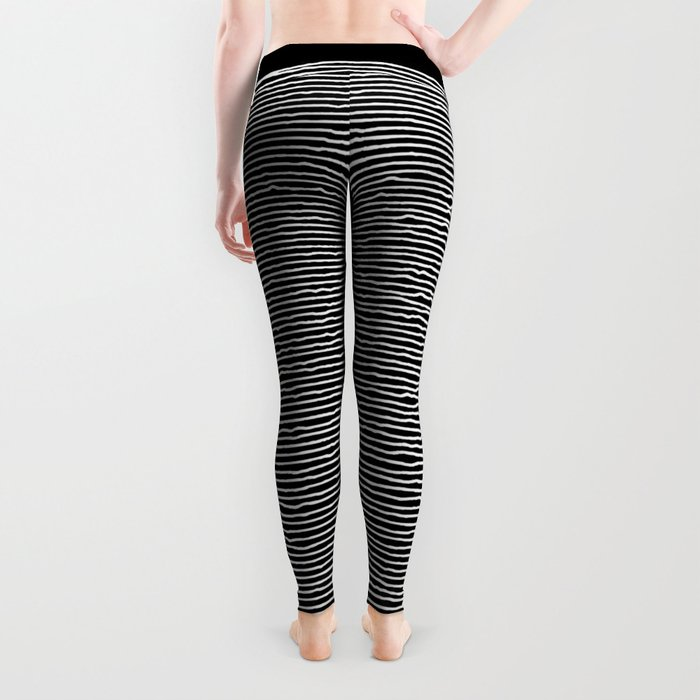The Line Of Division Leggings