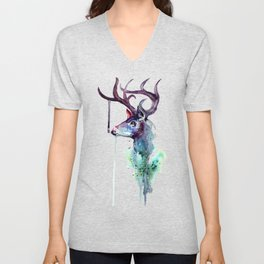 Me Deer Unisex V-Neck