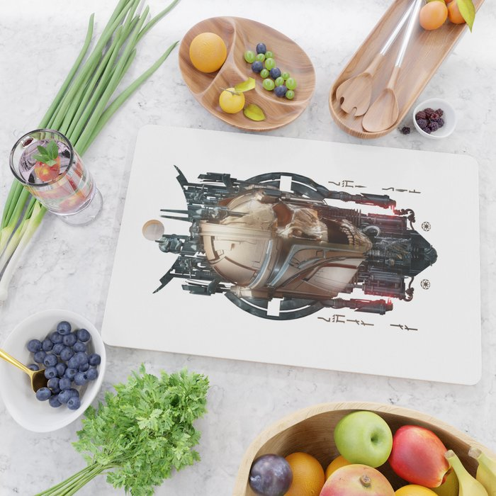 Mando - 4 Cutting Board
