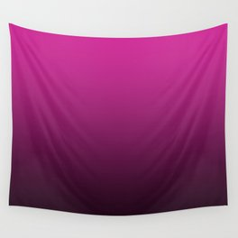 beautiful pink color gradient Wall Tapestry