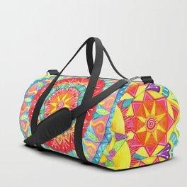 Sun Mandala Duffle Bag