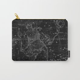 Celestial Map print from 1822 Carry-All Pouch