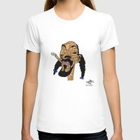 snoopy T-shirts featuring Snoopy  by NYXDS