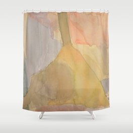 Instrumental Shapes Shower Curtain