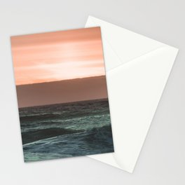Perfect Ocean Sunset Stationery Cards