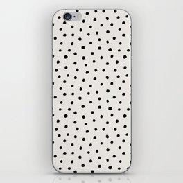 Perfect Polka Dots iPhone Skin