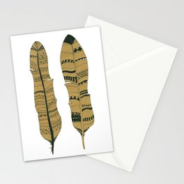 Plumes Stationery Cards