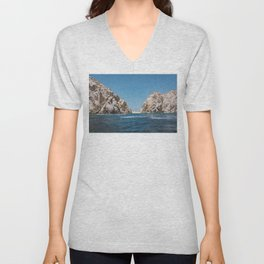 Lovers Beach II Unisex V-Neck