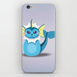 Evolution Bobbles - Vaporeon iPhone Skin