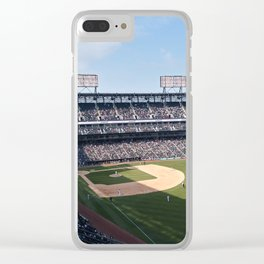 Sox 2019 Clear iPhone Case