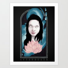 The Flood Art Print