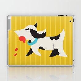 Zombie Dog Harriet Laptop & iPad Skin