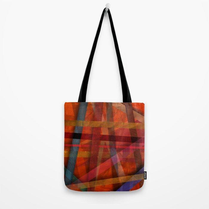 Abstract #466 Tote Bag