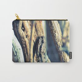 Wooden Viper Carry-All Pouch