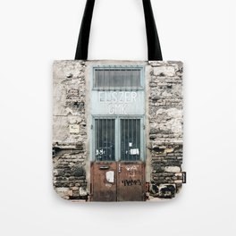 Exposed Brickwork Tote Bag
