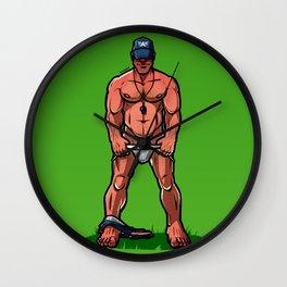 Captain Jock Wall Clock