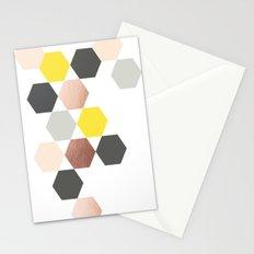 Art Rhombus Stationery Cards
