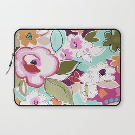 Dufy floral  Laptop Sleeve