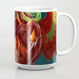 Bee-eating Dragon Coffee Mug