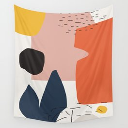 Shapes #474 Wall Tapestry