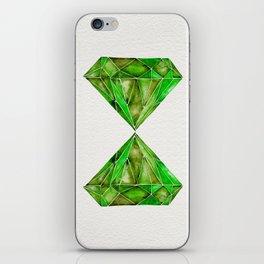 Peridot iPhone Skin