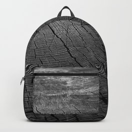 Ancient Tree Rings Backpack