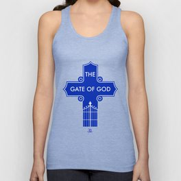 The Gate Of God Unisex Tank Top