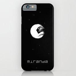 MIRANDA iPhone Case