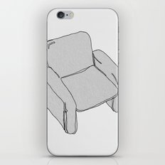 Chair iPhone & iPod Skin