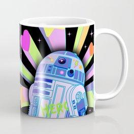 R2-D2 Star Love Coffee Mug