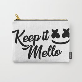 Keep it Mello Carry-All Pouch