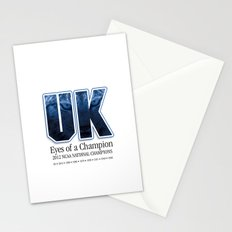 Eyes of a Champion Stationery Cards