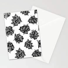 Spike Clusters Stationery Cards