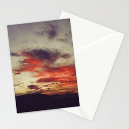Supersaturated Dawn Stationery Cards