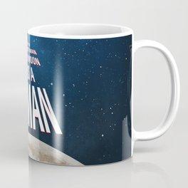 What if - 50 Years Moonlanding Coffee Mug