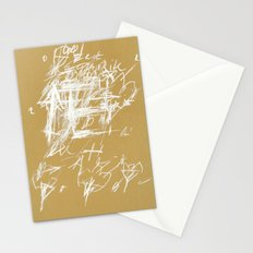 crossing 8 Stationery Cards