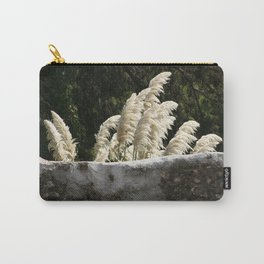 Flowering Pampas Grass Plumes Carry-All Pouch
