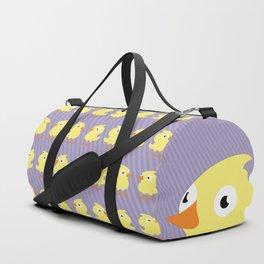 Lil Chick pattern Duffle Bag