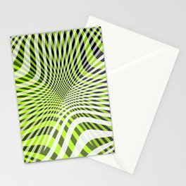 stripes. iconic. 2a. 2c Stationery Cards