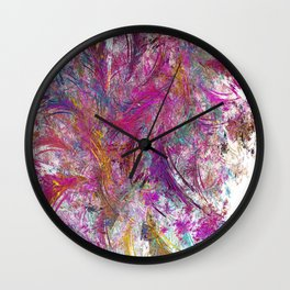 party party Wall Clock