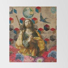 Saints Collection -- The Alchemist Throw Blanket