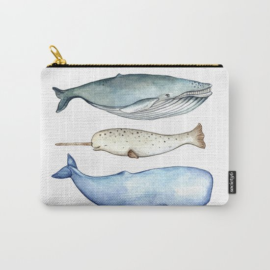 S'whale Carry-All Pouch
